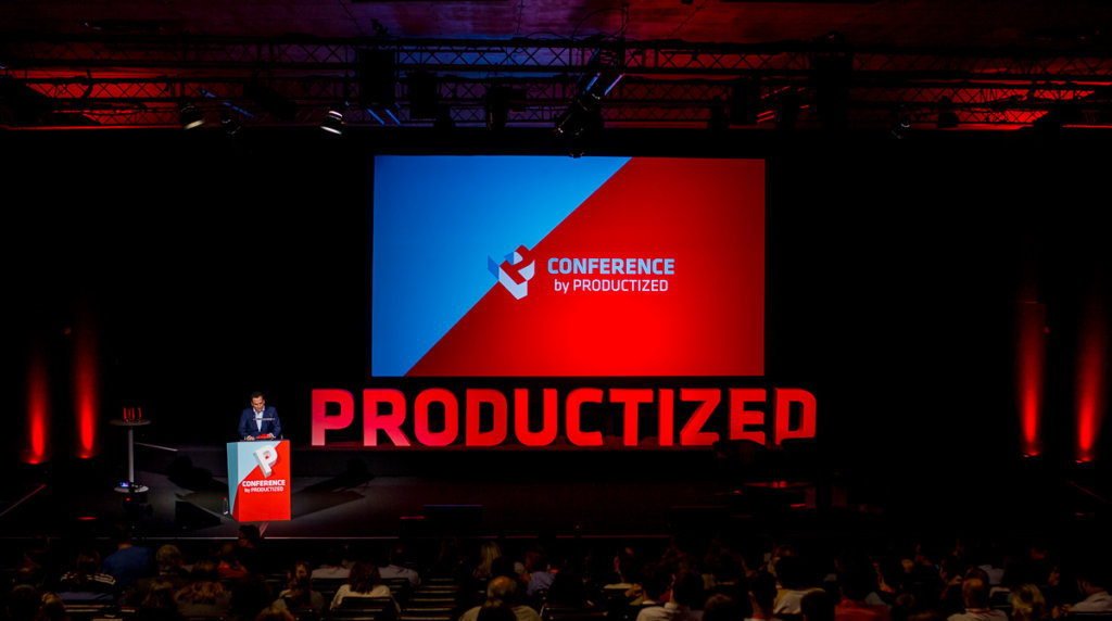 Product Management productized conference lisbon 2017